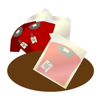 Clothes bagging
