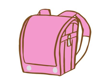 가방 (핑크)