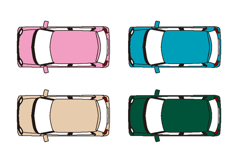 Mini-car (top)