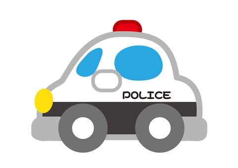 Vehicle Series Police Car