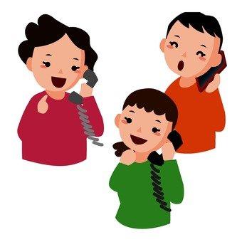 手机联系人1