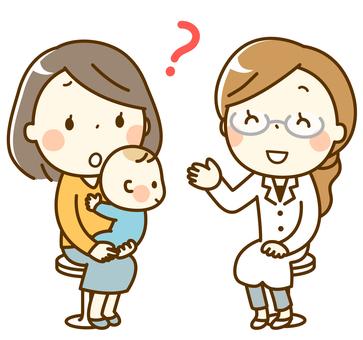 乳児検診 疑問