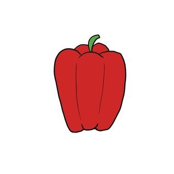 Paprika (red)