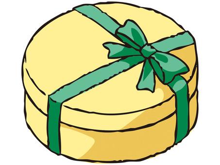 Present box (yellow)