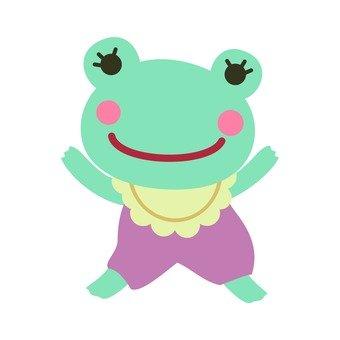 Child frog