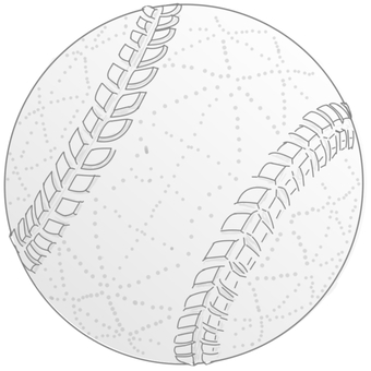 Soft baseball ball 8