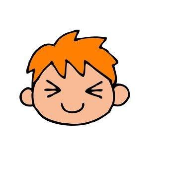 갈색 머리의 소년 5