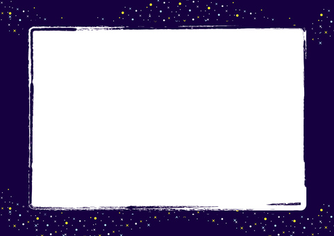 Starry-sky_ 밤하늘의 프레임 10