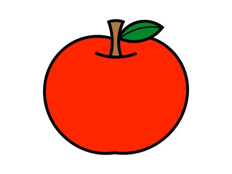 Apple apple fruit