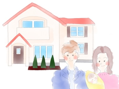 House and couple 2