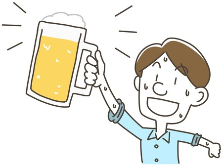 맥주와 남자
