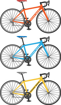 Road bike 1