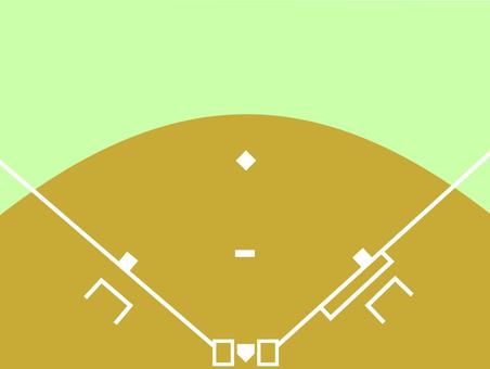 Baseball Diamond 1