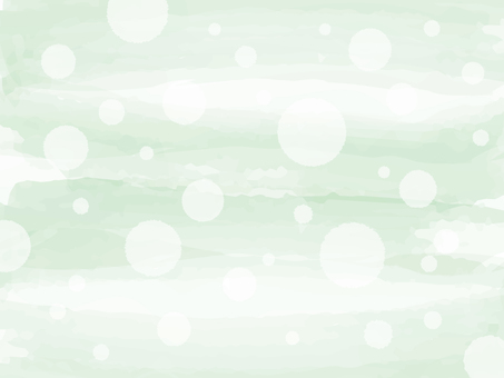 Background Watercolor Touch Dot Green