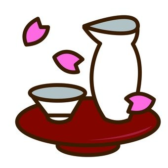 Cherry-blossom drink 02