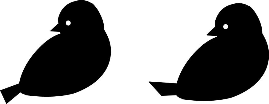 Tori silhouette