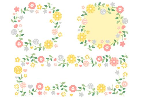Flower frame summary