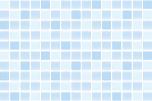 Tile random (blue)