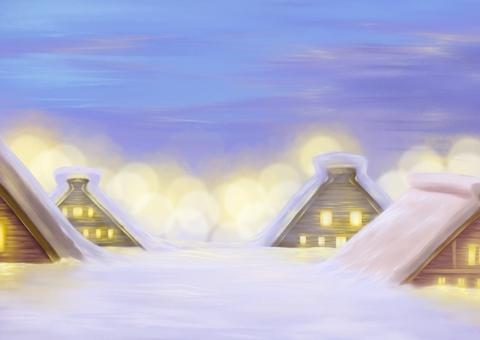 초가 지붕