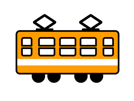 Train _ Orange