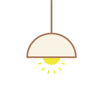 Image of electric light, light, light bulb