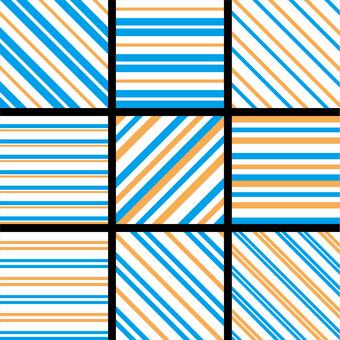 Stripe pattern list