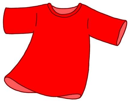T-shirt. 4