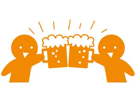 Beer drinker 2