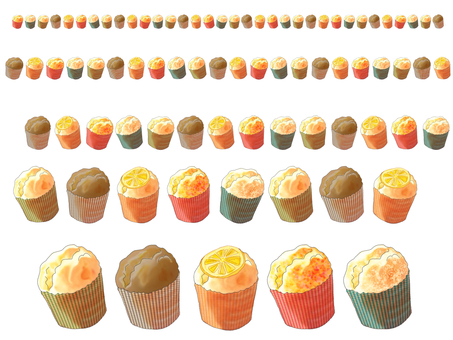 Muffin line