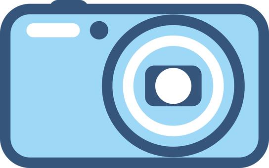 Digital camera icon mark
