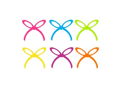 String ribbon set