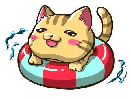 Float cat