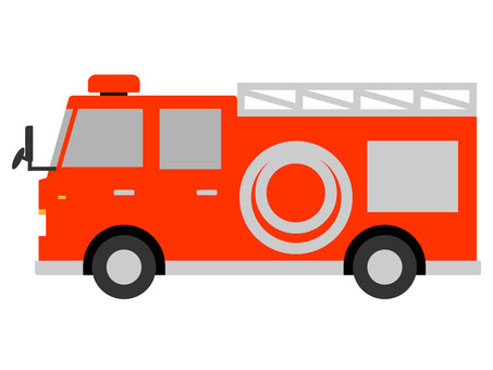 Fire truck revision