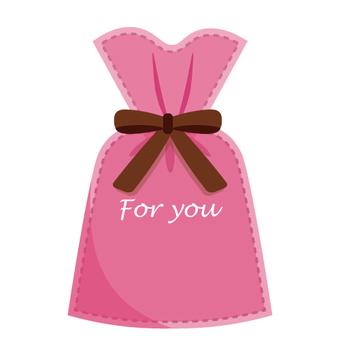 Wrapping bag (gift)