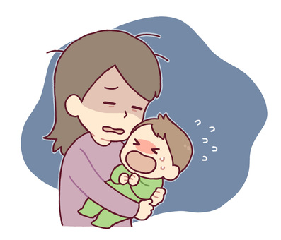Childcare fatigue