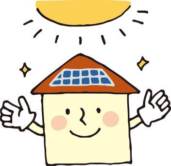 Housing (solar panel)