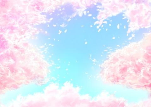 Cherry background