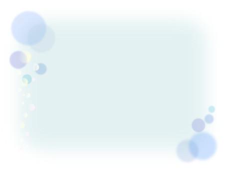 Dot spot motif Background material Blue series ver 2