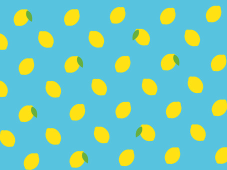 Lemon pattern _ 3