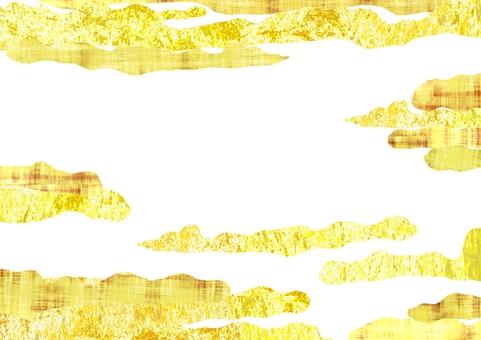 Cloud of gilt