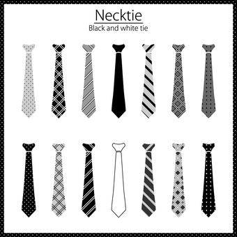 Tie set 1
