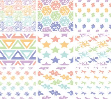 Pattern list