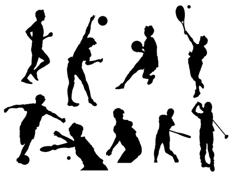 Various sports (male version)