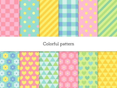 화려한 패턴