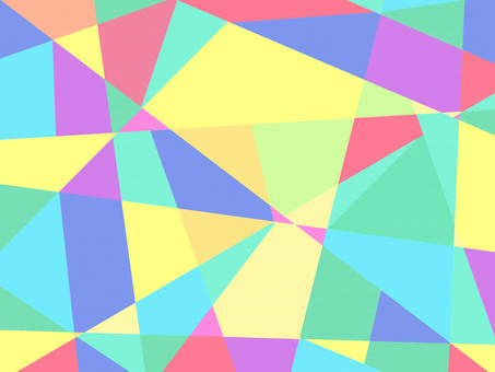 Background geometric pattern