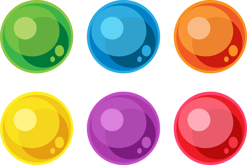 Colorful sphere 2
