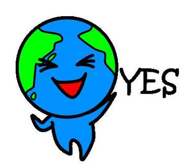 YES! Earth