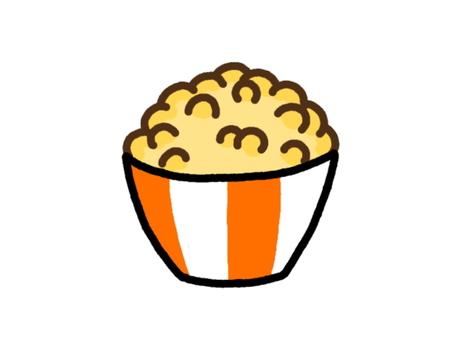 Popcorn butter taste