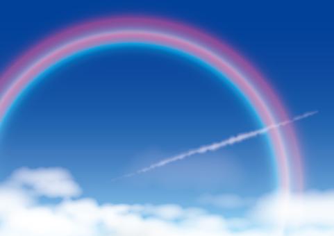 Sky _ blue sky _ cloud 3