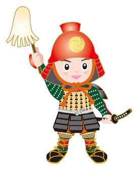 Samurai Kuroda Rakui